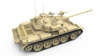 MA37029   Tiran 4 tank, late type. Interior kit (attach6 27146)