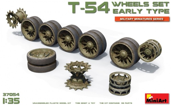 MA37054   T-54 wheels set. Early type (thumb27169)