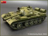 MA37057   T-55A tank, early model 1965 (attach4 27178)