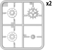 MA37058   T-55/T-55A Wheels set (attach1 27185)