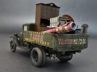 MA38013   Soviet 1,5 ton cargo truck (attach3 27196)