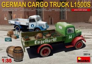 MA38014   German cargo truck L1500S type (thumb27202)