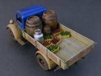 MA38014   German cargo truck L1500S type (attach3 27202)