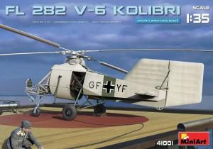 MA41001   Fl 282 V-6 Kolibri (thumb27212)