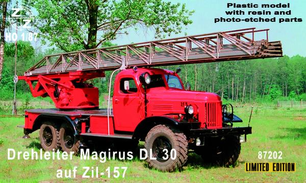ZZ87202   Зил-157 автолестница (thumb30872)