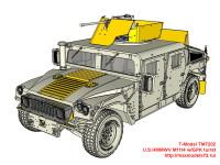 TM7202   U.S.HMMWV M1114 w/GPK turret (attach4 27422)