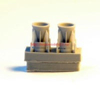 АМС 72027    РБК-500 АО-2,5 РТМ, разовая бомбовая кассета калибра 500 кг (в комплекте две РБК-500). (attach4 37567)
