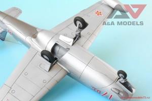 "AAM4802   Yak-23 DC ""Dubla Comanda"" training fighter (attach7 32542)"