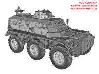 ACE72433   FV-603B Saracen Mk.II (attach6 30971)