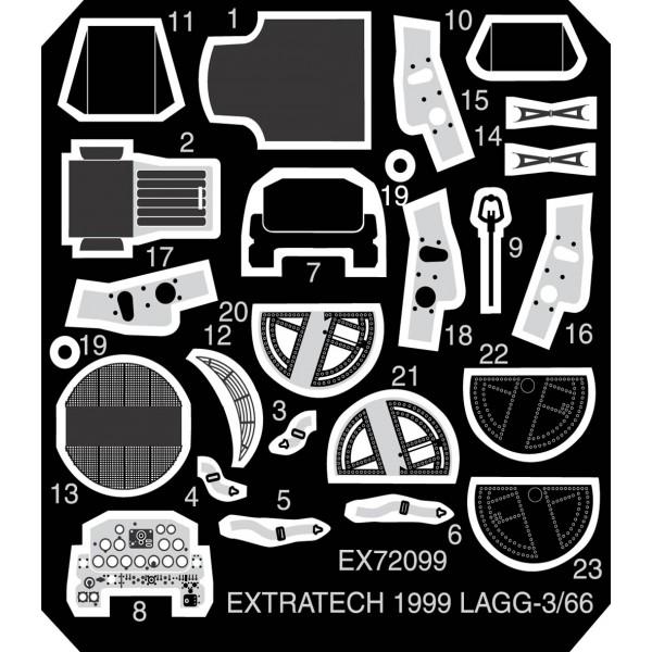 EX72099 LAVOCHKIN LAGG-3 (DAKOPLAST) (thumb28224)