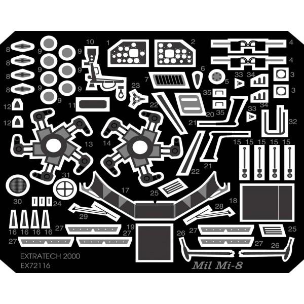 EX72116 MIL MI-8 HIP H (KP) (thumb28245)