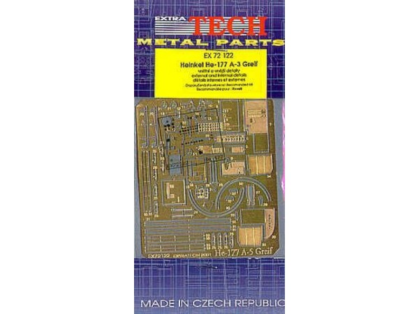 EX72122 HEINKEL HE-177A-3 (REVELL) (thumb28255)