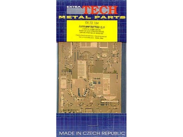 EX72134 JUNKERS JU-188E/F (ITALERI) (thumb28258)