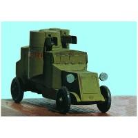 EXM7213 AUSTIN PUTILOVEC ARMOURED CAR (attach1 28286)
