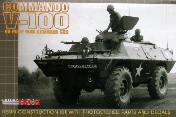 EXM7237 V-100 COMMANDO ARMORED CAR (thumb28297)