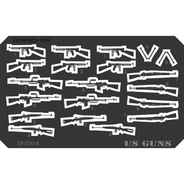 EXV72014 U.S. WW2 FIRE-ARMS (thumb28313)