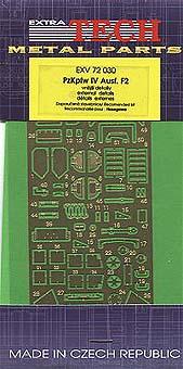 EXV72030 ETCHINGS FOR HASEGAWA PZ.IV  F2 (thumb28344)