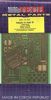 EXV72031 PZKPFW.IV AUSF.G (HASEGAWA) (thumb28347)