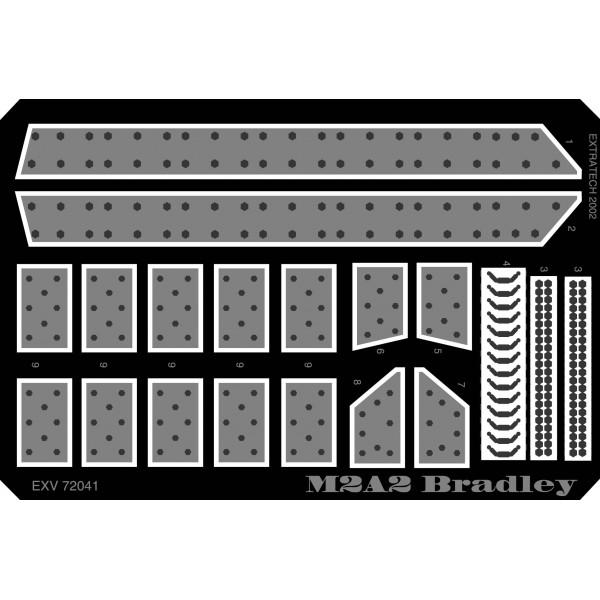 EXV72041 M2A2 BRADLEY ARMOR PLATES (REVELL) (thumb28356)