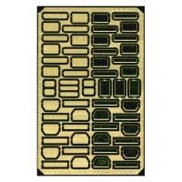 EXV72078 GERMAN WW2 REG. NO. PLATES (attach1 28372)