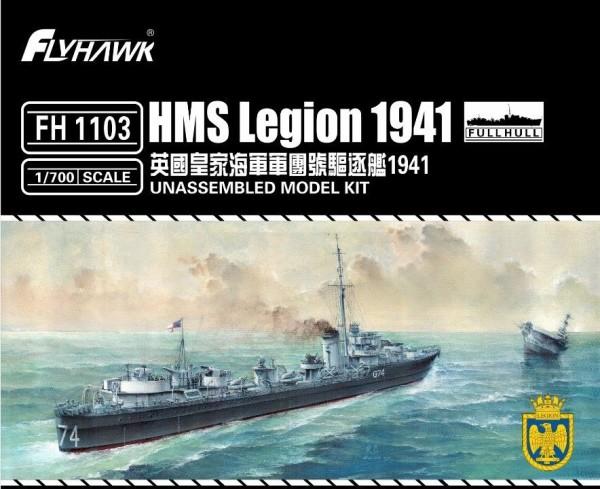 FH1103   HMS Legion 1941 (thumb31084)