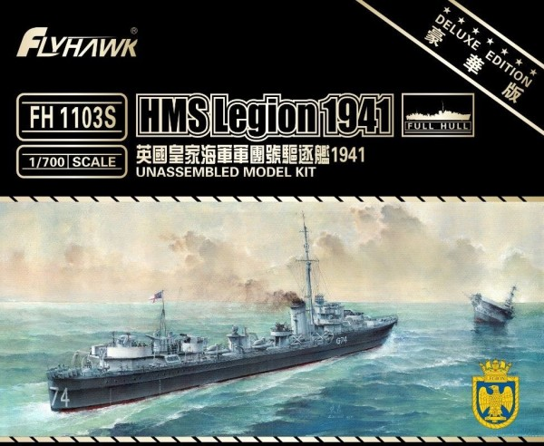 FH1103S   HMS Legion 1941 (deluxe edition) (thumb31088)