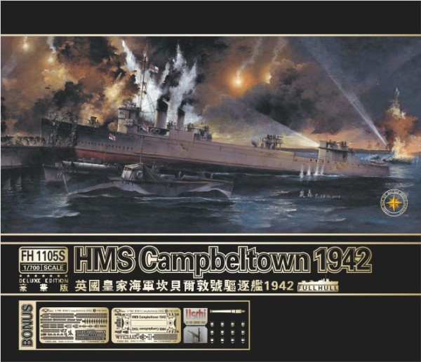 FH1105S   HMS campbeltown 1942?deluxe edition? (thumb31094)