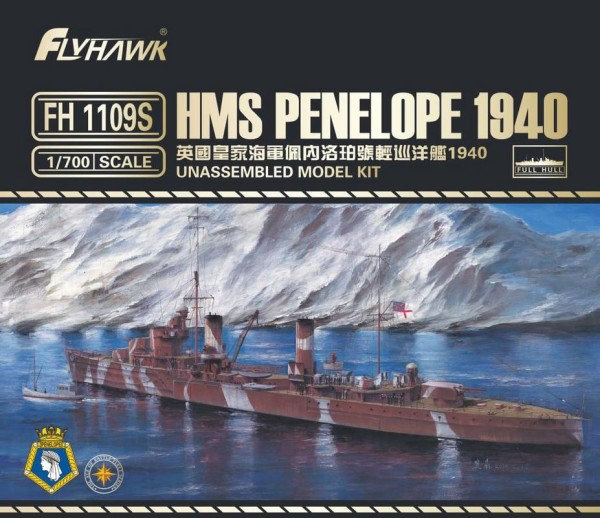 FH1109S   HMS Penelope 1940(deluxe edition) (thumb31105)