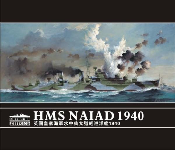 FH1112   HMS Naiad (DIDO Class Light Cruiser) (thumb31118)