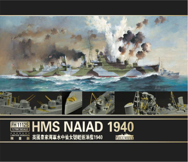 FH1112S   HMS Naiad 1940 ?deluxe edition? (thumb31125)