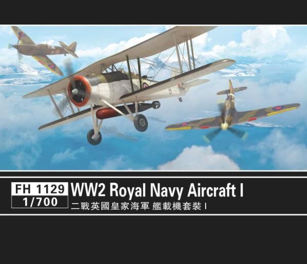 FH1129   WW2 Royal Navy Aircraft I (thumb31168)