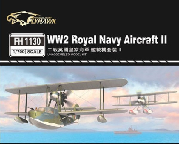FH1130   WW2 Royal Navy Aircraft ? (thumb31170)