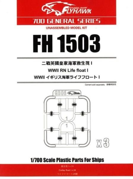 FH1503/GB06   WWII RN Life float I (thumb31205)