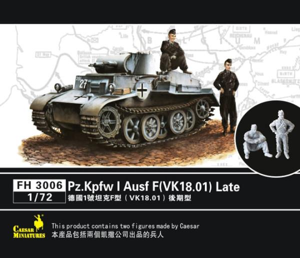 FH3006   German Pz.Kpfw?Ausf F(VK.18.01) Late (thumb31050)
