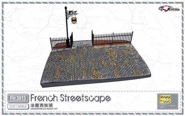 FH3013   French Streetscape (thumb31062)