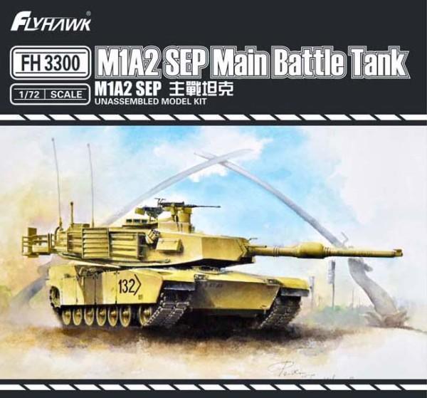 FH3300   M1A2SEP Main Battle Tank (thumb31066)
