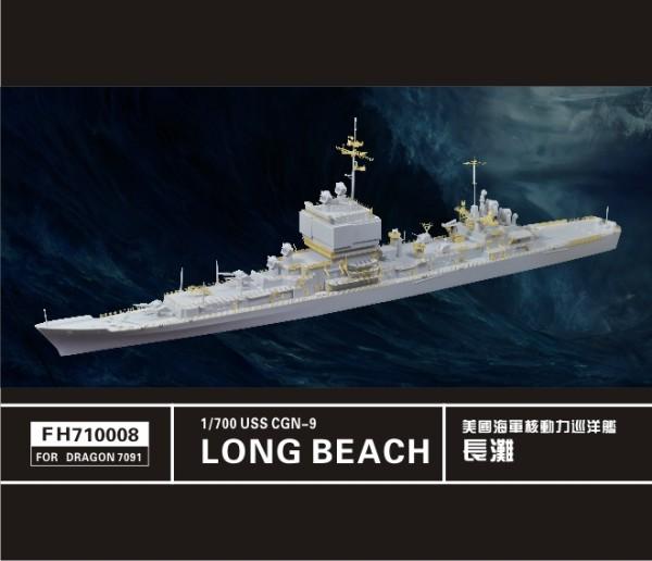 FH710008    U.S.S Long Beach CGN-9 (for Dragon7091) (thumb31846)