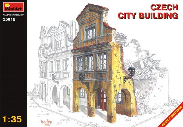 MA35018   Чешское городское здание (thumb27261)