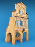 MA35018   Чешское городское здание (attach1 27261)