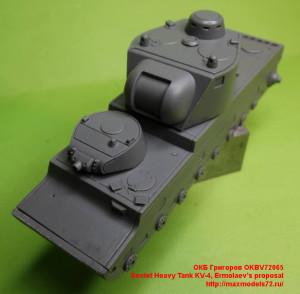 OKBV72065   Soviet Heavy Tank KV-4, Ermolaev's proposal (attach4 27776)