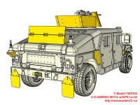 TM7202   U.S.HMMWV M1114 w/GPK turret (attach3 27422)
