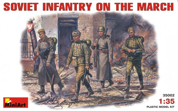 MA35002   Soviet infantry on the march (thumb26005)
