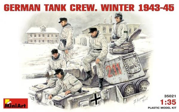 MA35021   German Tank Crew, winter 1943-1945 (thumb26013)
