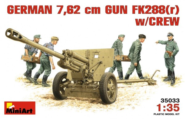 MA35033   FK288r German 76,2mm gun with crew (thumb26029)