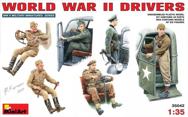 MA35042   WWII Drivers (thumb26052)