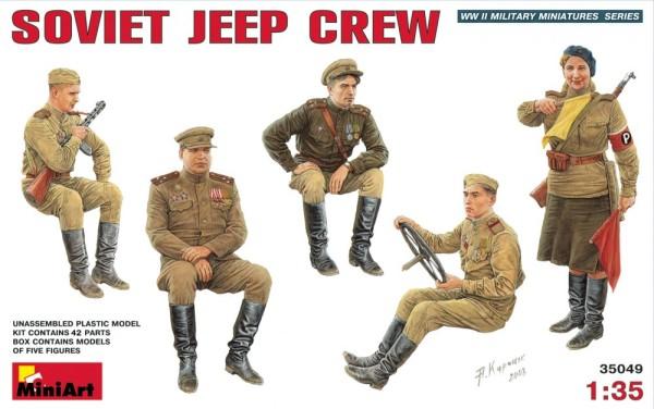 MA35049   Soviet jeep crew (thumb26071)