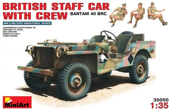 MA35050   British staff car with crew (thumb26073)