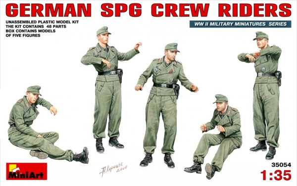 MA35054   German SPG crew riders (thumb26097)