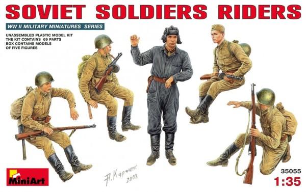 MA35055   Soviet soldiers riders (thumb26099)