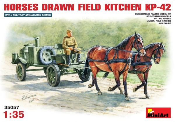 MA35057   Horses drawn field kitchen KP-42 (thumb26109)